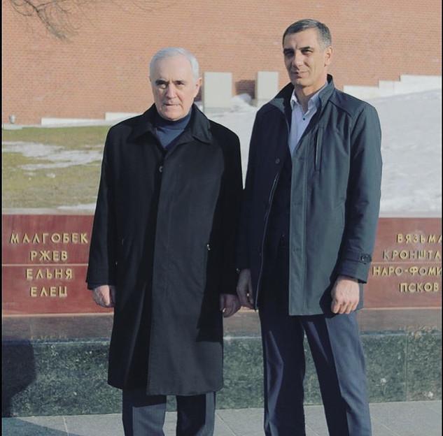 С Магомедом Дарсиговым
