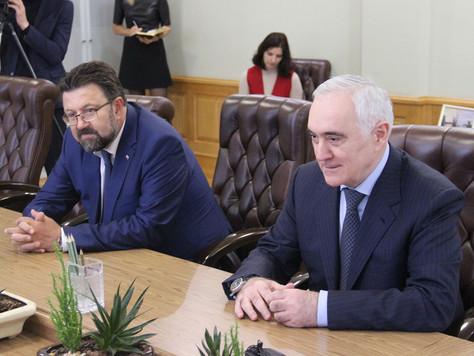 Мурат Зязиков: «Брянская область сегодня — это экономически развитый и привлекательный регион»