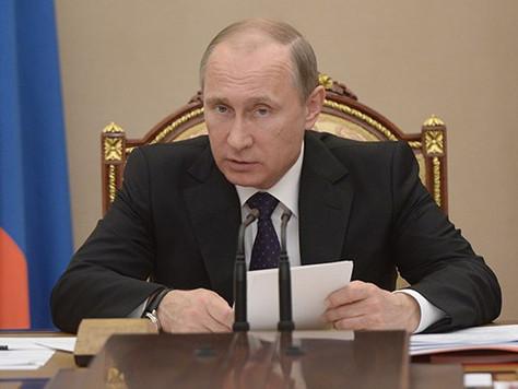 Владимир Путин поздравил мусульман России с праздником Курбан-байрам