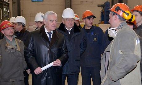 Мурат Зязиков посетил Брянский машиностроительный завод