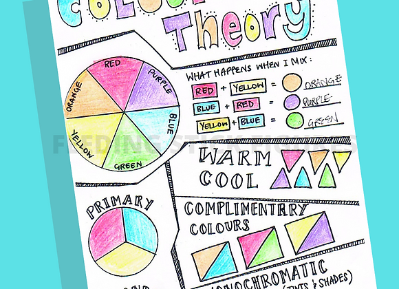 Intro to Colour Theory Sheet