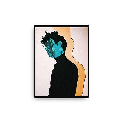 Pensive - Canvas