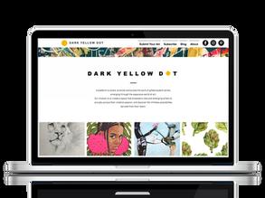 Dark Yellow Dot