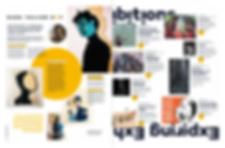 Lauren Little from Dark Yellow Dot interview for Design Calender