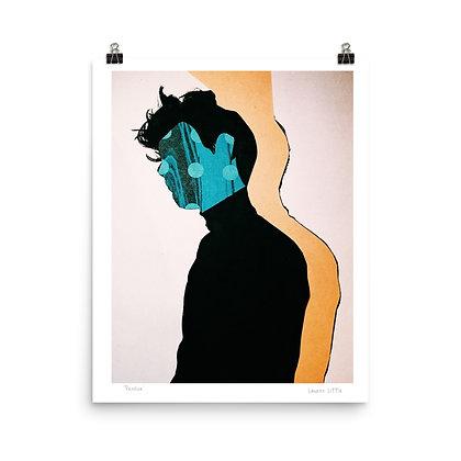 Pensive - Print