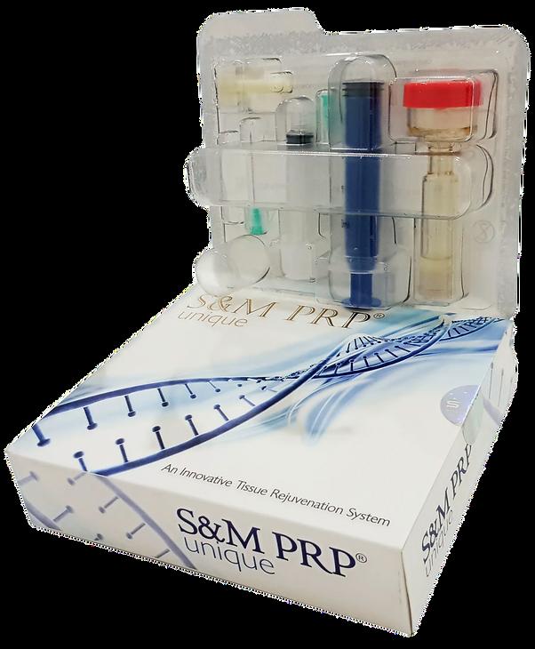 S&M PRP Unique, Kum Saati PRP, TLab PRP, PRP Kiti, Easy PRP, Y-Cell Bio, iStem PRP, CGF, PRF