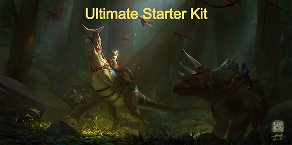Ultimate Starter Pack (pc pvp)