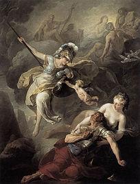 Aries God of War