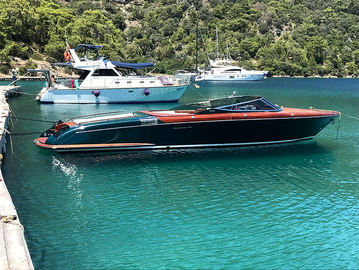 Riva Aquariva Super 33 2010