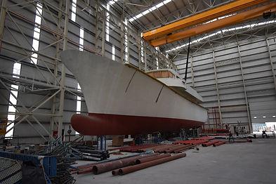 Explorer / Expedition vessel.