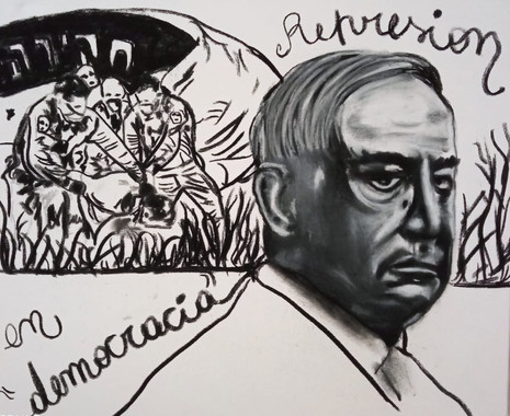 """Represion en """"Democracia"""""""