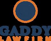 Gaddy Law Firm Blue - Orange Vertical.pn