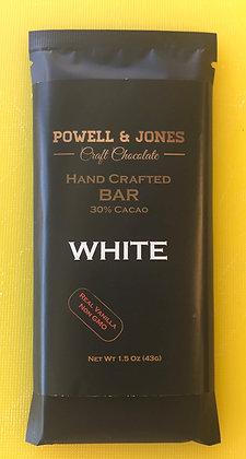 BELGIAN WHITE CHOCOLATE