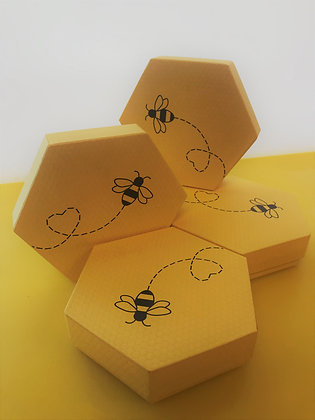 Honey Truffles - HIVE BOX Made with Island honey