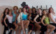 pole dance instructor training class