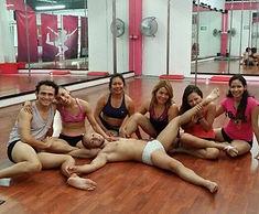 Pole Dance studio Polemotions