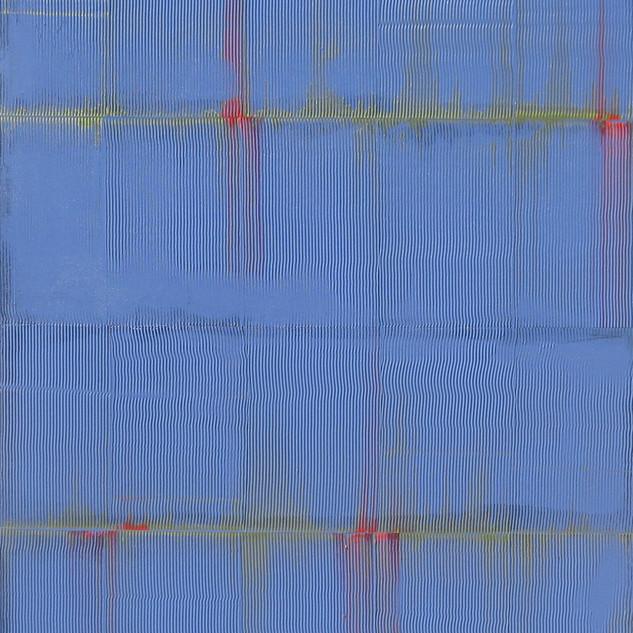 "75""h x 40""w, acrylic on canvas"