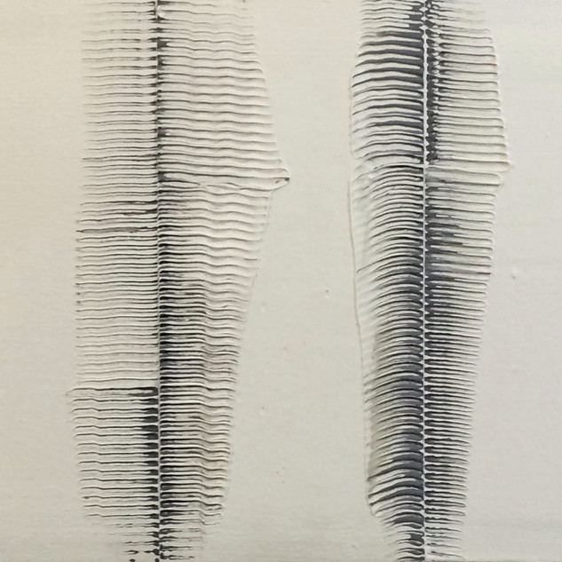 "12""h x 24""w, acrylic on canvas"