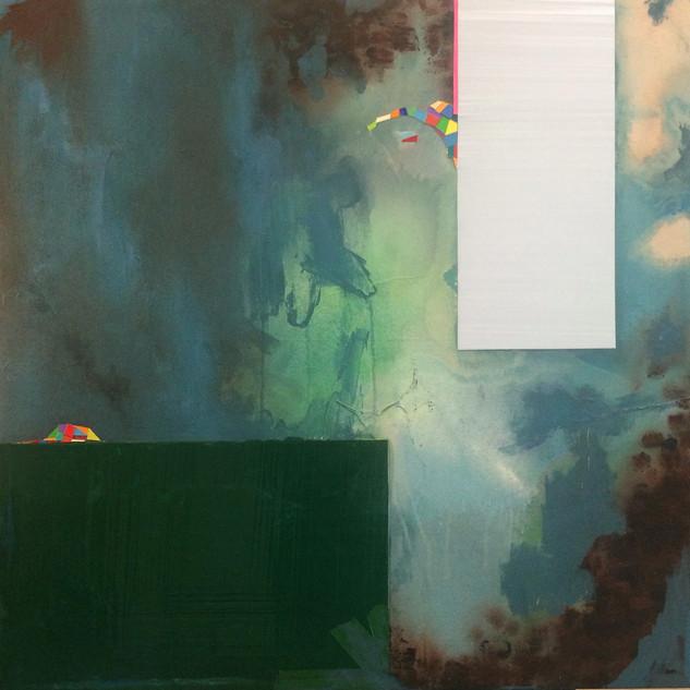 "36""h x 36""w, acrylic on canvas"