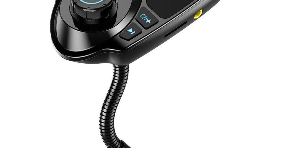 KM18 Plus Bluetooth FM Transmitter
