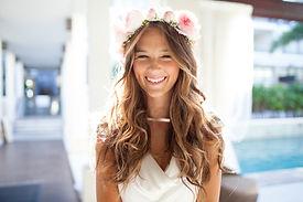 Happy-hermosa-novia-risa-primer plano
