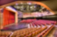 Moss Theater Inside