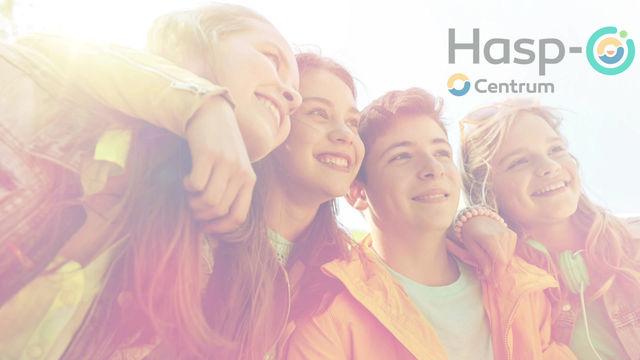 Hasp-O Centrum trots op leerlingen én ouders!