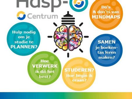 Hasp-O Centrum helpt je leren leren.