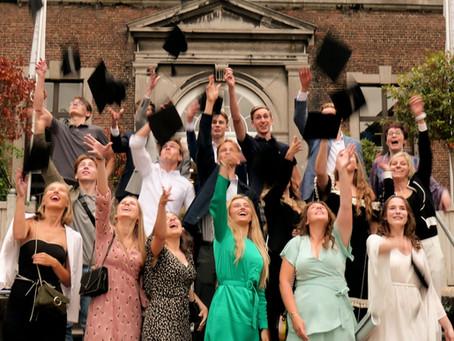 Class of 2020: feest @ Hasp-O Centrum 🌹💖