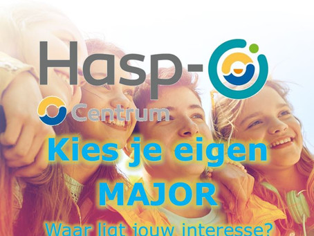 Kies je major @ Hasp-O Centrum
