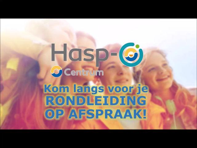 Boek je rondleiding @ Hasp-O Centrum