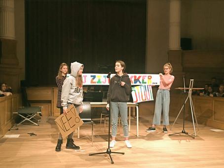 Hasp-O Centrum viert talent op gedichtendag!