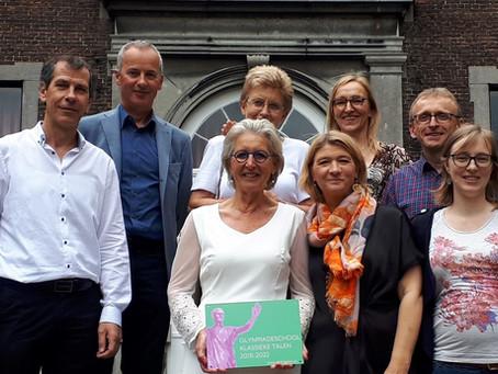 Hasp-O Centrum erkend als 'Olympiadeschool Klassieke Talen'