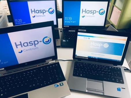 Eerste hulp bij online onderwijs @ Hasp-O Centrum