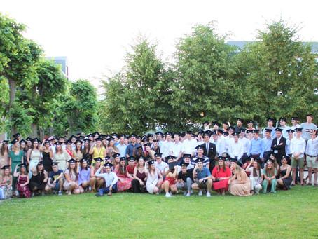 Hasp-O Centrum wuift 144 afgestudeerden uit!