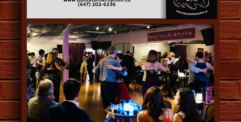 Argentine Tango Class