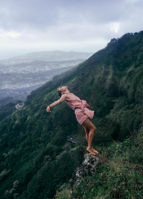 Cliff Fall © Skylar Marks