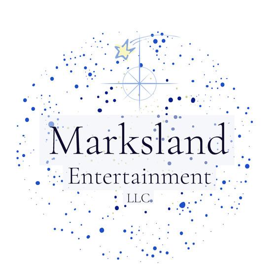 Marksland Entertainment Logo © Skylar Marks