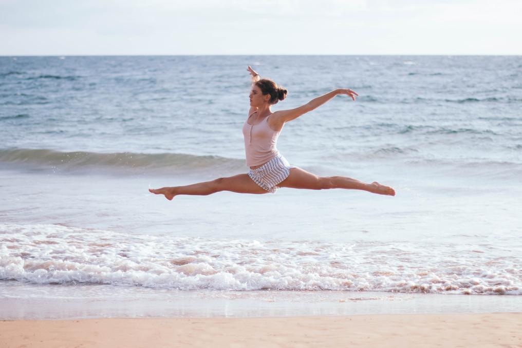 skylar marks photography model beach stars maui hawaii dance ballet