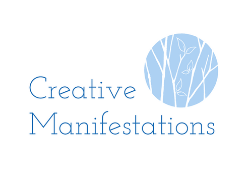 Creative Manifestations Logo © Skylar Marks
