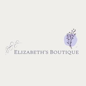 Elizabeth's Boutique Logo © Skylar Marks