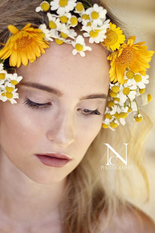 Blumenmädchen - Antonella