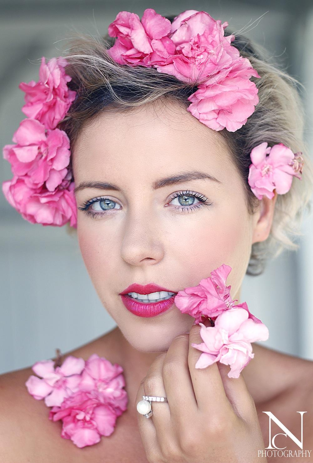 Blumenmädchen - Laura