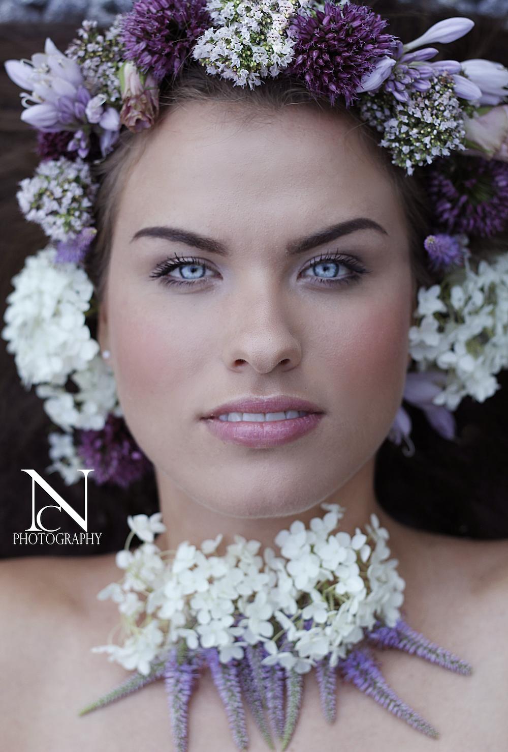 Blumenmädchen - Kristin