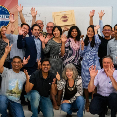 Foster City Toastmasters Virtual Meeting FAST TRACK - GUESTS WELCOME! (1)