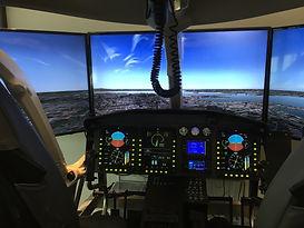 Simulator Dash Board