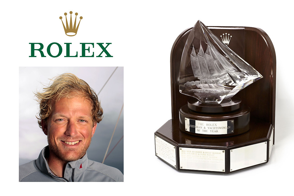 Ryan Breymaier shortlisted for US Sailing's 2015 Rolex Yachtsman of the Year
