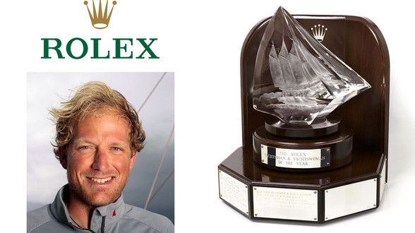 Shortlisted for US Sailing's 2015 Rolex Yachtsman of the Year Award