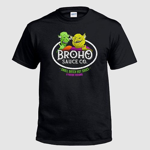Broho Sauce Co. T-Shirt