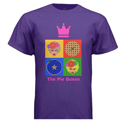 The Pie Queen Royalty Tee
